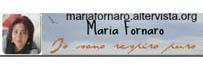 Banner del blog di Maria Fornaro