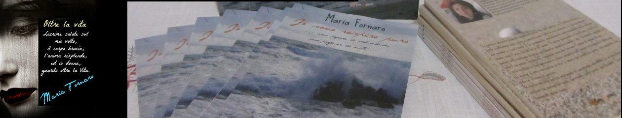 Il blog di Maria Fornaro